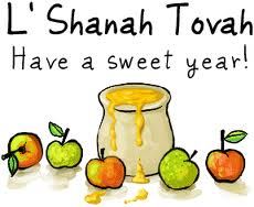 shana tova_apples_honey