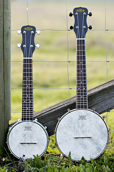 new for 2013 Banjo Ukes from Kala Brand Music Co.