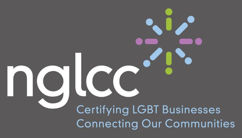 Tagline NGLCC logo