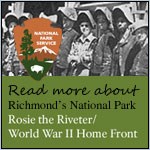 Rosie the Riverter WWII Home Front National Historical Park