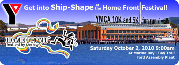 YMCA Home Front Run