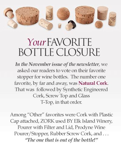 Bottle Closure