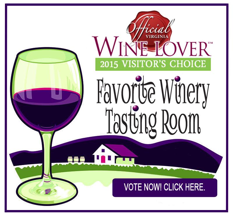 Favorite Tasting Room Vote