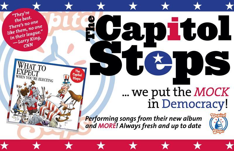 Capitol Steps album artwork