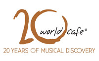 World Cafe: 20 years of musical discovery