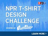 NPR t-shirt design challenge