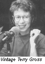vintage Terry Gross