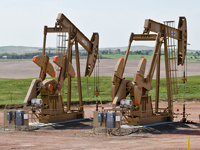 oil pumping units