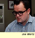 Joe Wertz
