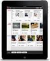 NPR app for iPad