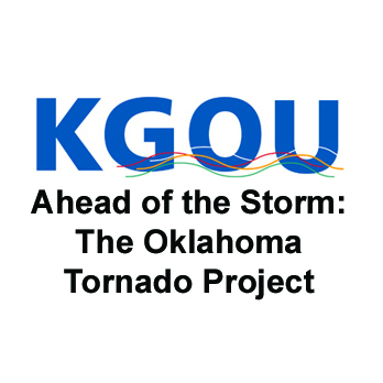 Ahead of the Storm The Oklahoma Tornado Project