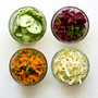 Shredded Salads