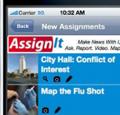 AssignIt app