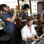 Edward Sharpe & the Magnetic Zeroes at the tiny desk