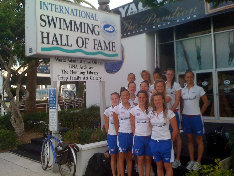News From The International Swimming Hall Of Fame