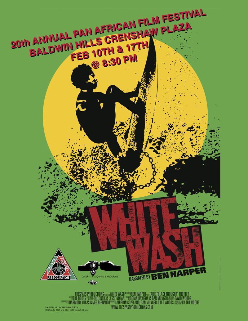poster white wash