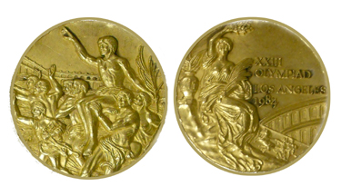 1984 medals