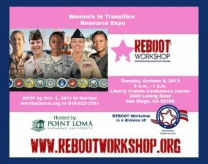 REBOOT Women's Expo