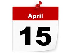 C2C Deadline is April 15th