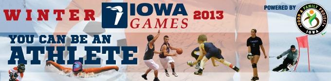 2013 Winter Iowa Games