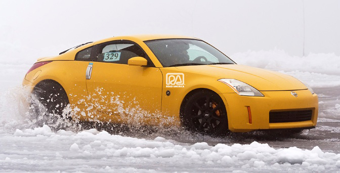 winter autocross