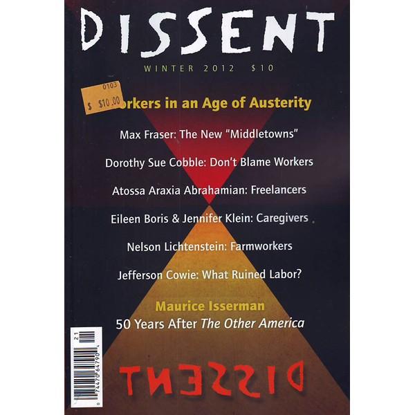 Dissent Magazine Cover