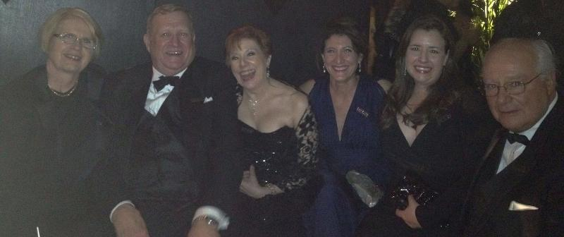 Acting Dean Sue Schurman at SAG Awards