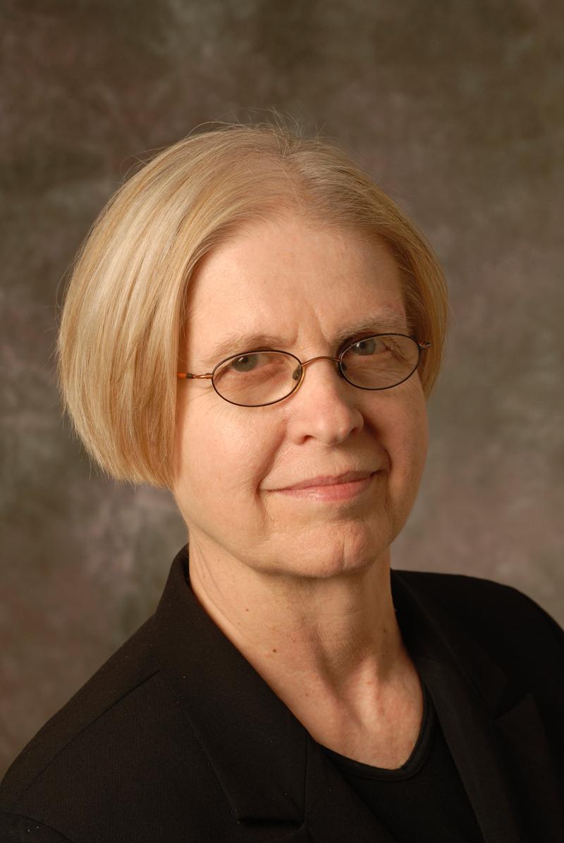 Acting Dean Sue Schurman