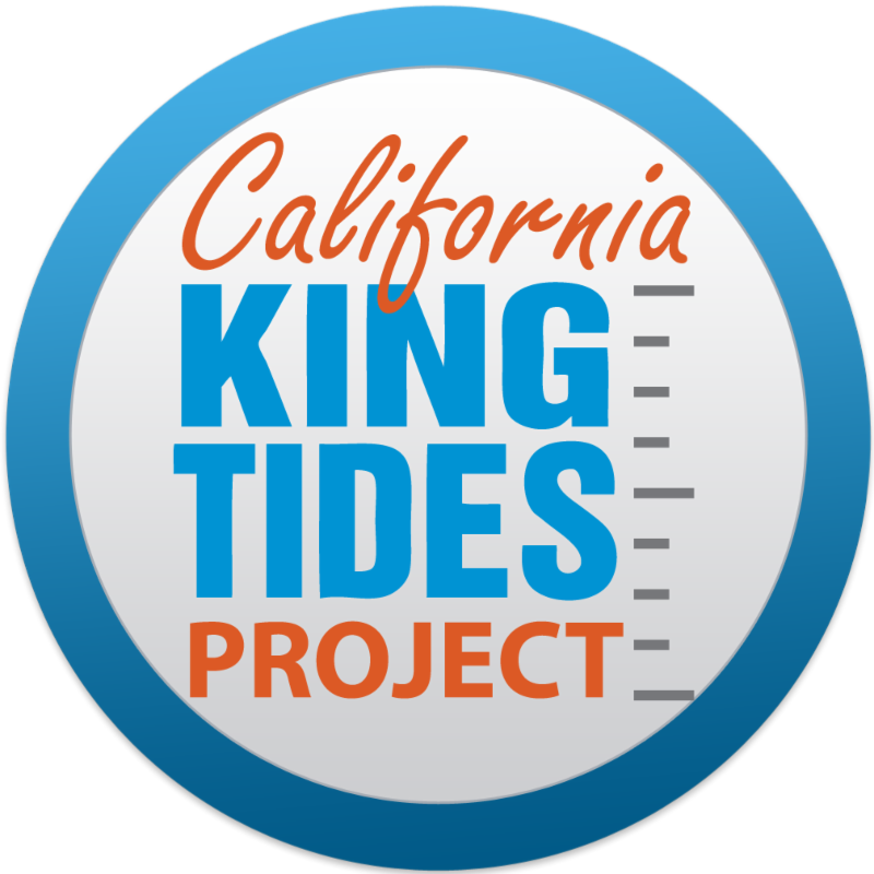 California King Tides Project logo