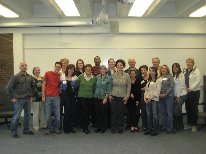 Mediation Training March 2011