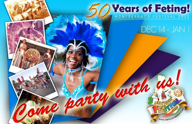Montserrat 50th Festival
