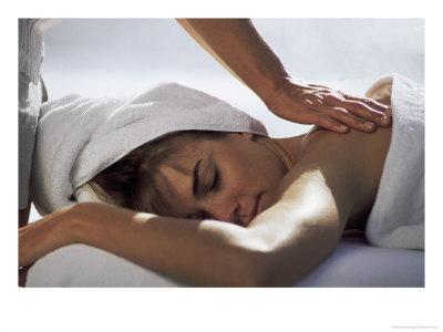 massage head shot