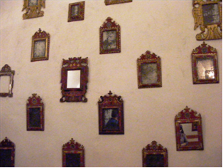 Mirrors in Church