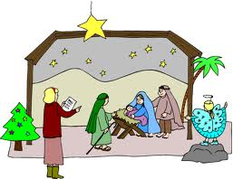 Christmas Pageant Nativity