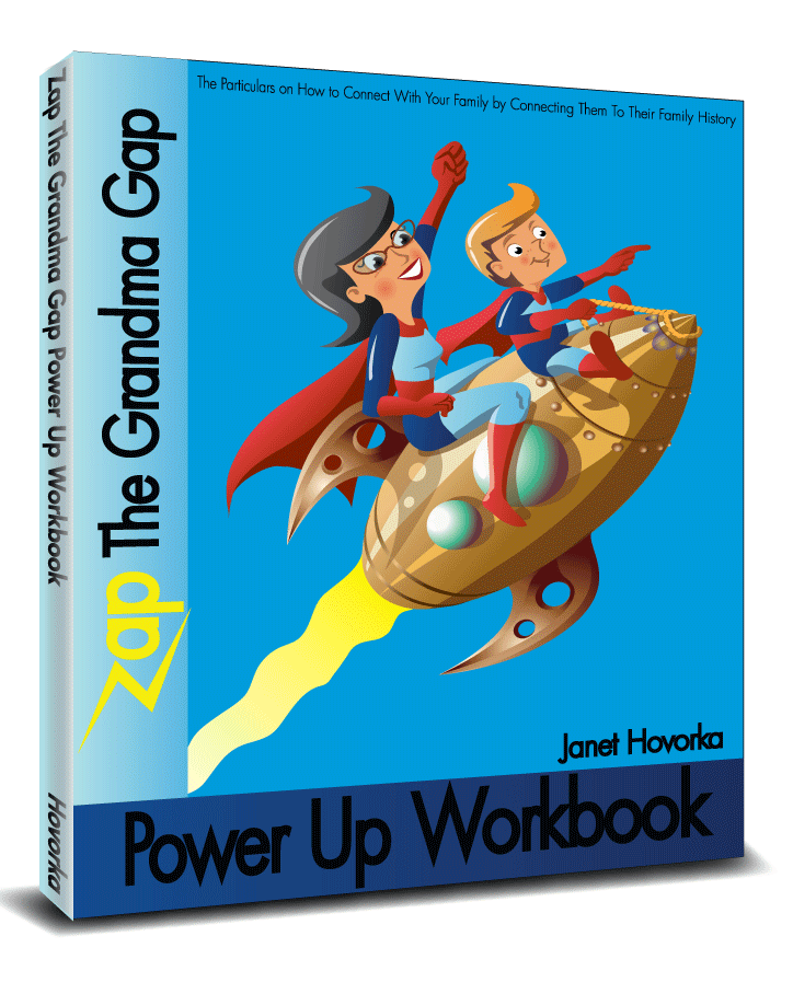 Power Up Workbook Cover