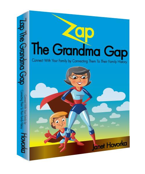 Zap The Grandma Gap Book