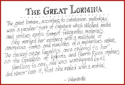 lormina