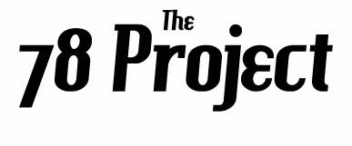 78 Project logo