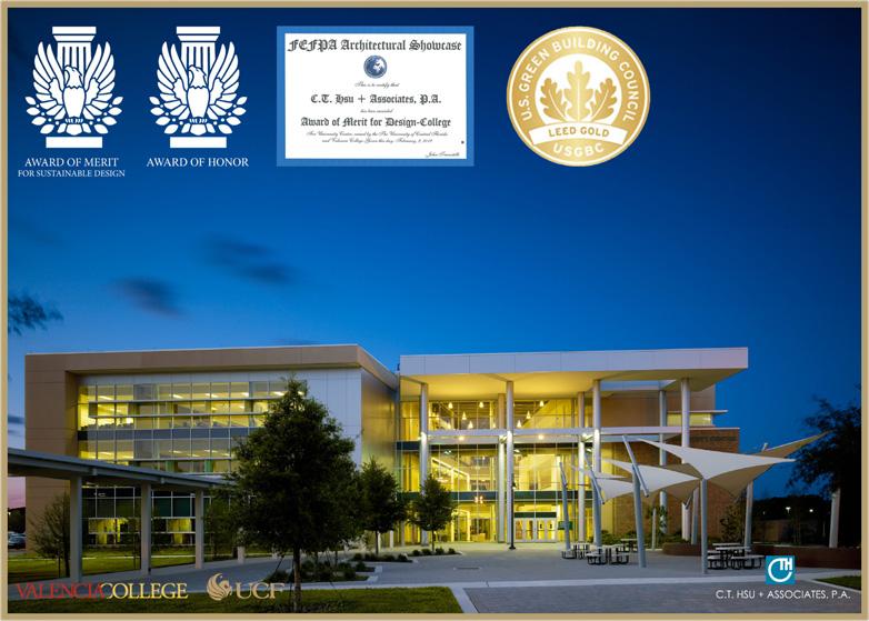 Valencia University with Awards