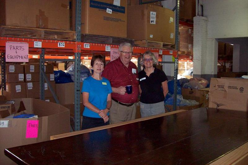 News From Bedford Park Clearing Industrial Association