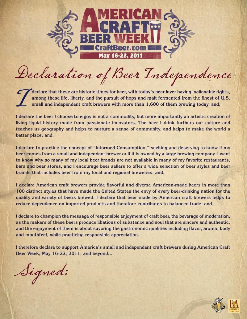 ACBW Declaration