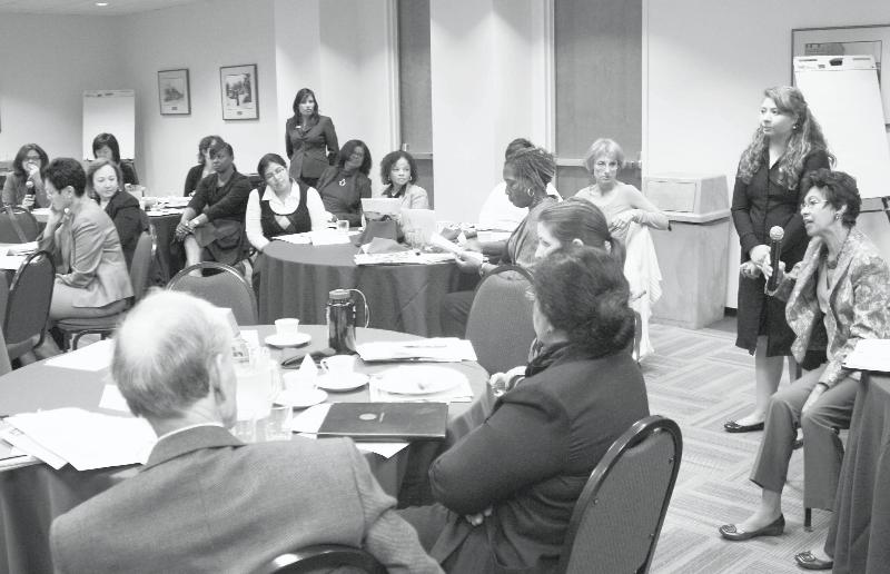 Perinatal roundtable