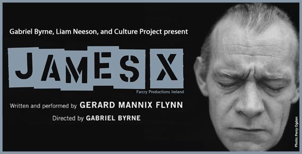 James X, Dir. by Gabriel Byrne