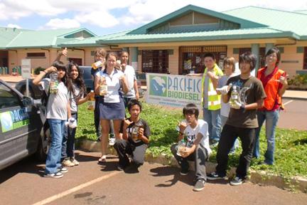 Aloha Aina Earth Day