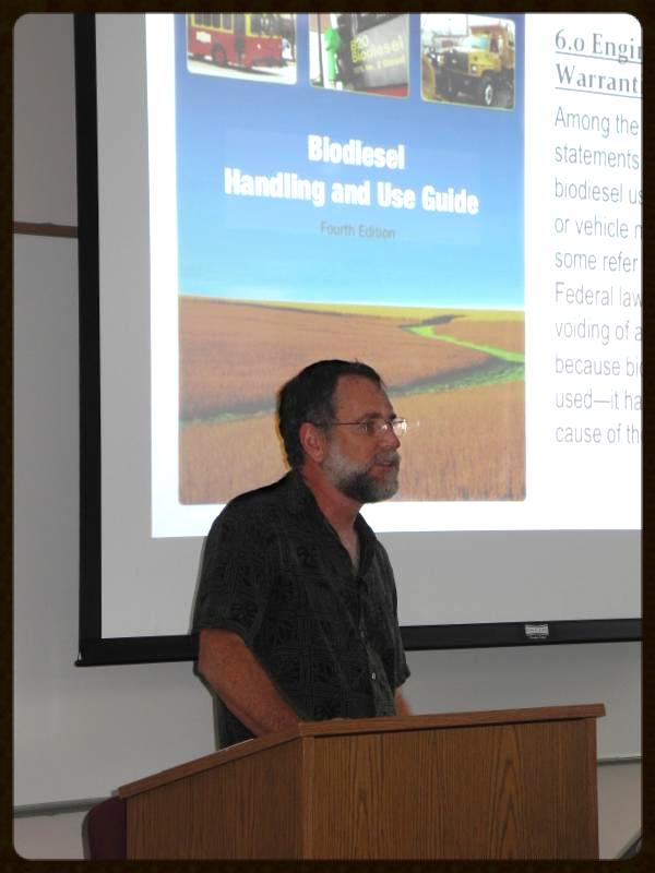 BobKing Biodiesel Class
