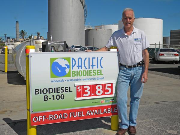 PB Inc. Fuel Sign w/LZ