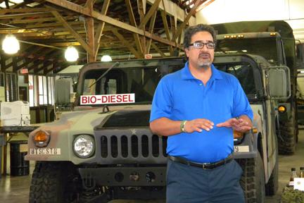 Dave Chavez explains Army's B-20 test