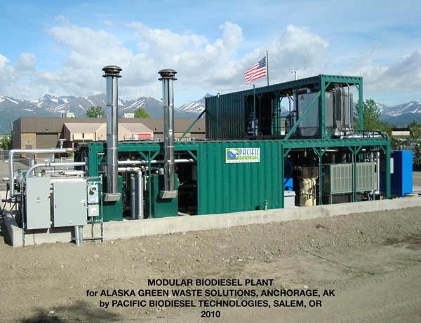 Alaska Plant