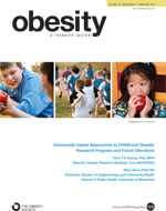 Obesity Supplement Cover