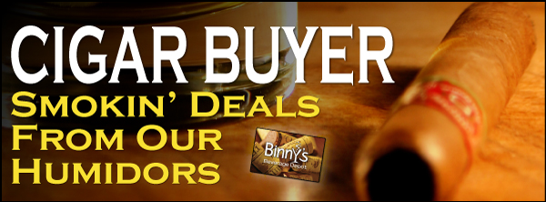Smokin' Deals from our Humidors